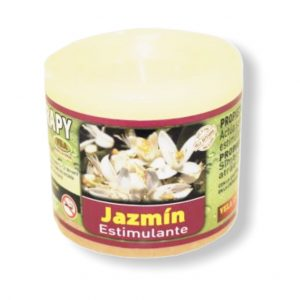 Velón aromaterapia Jazmín