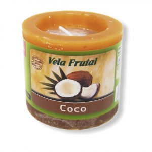 Velón frutal coco