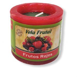 Velón frutal frutos rojos
