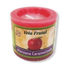 Velón frutal manzana caramelizada