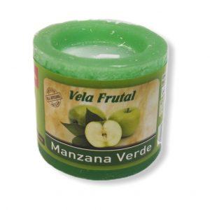 Velón frutal manzana verde