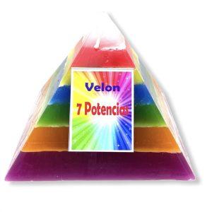 Pirámide 7 potencias